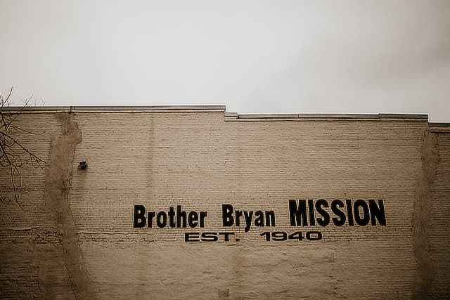 Brother Bryan Mission Sign