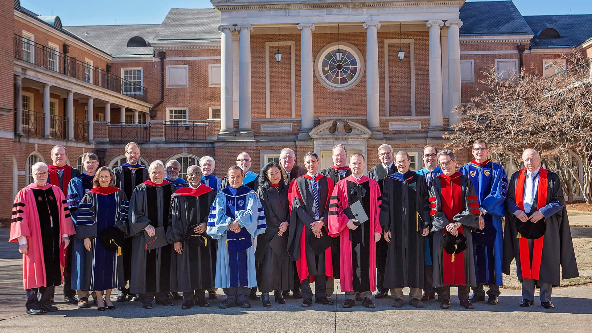 beeson divinity faculty